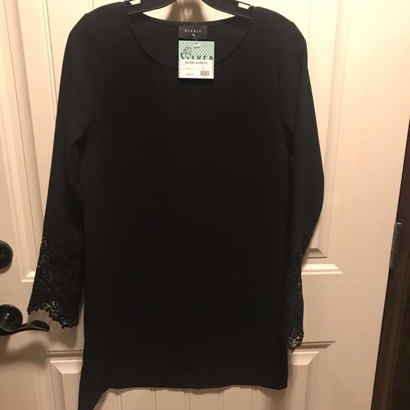 Everly Dresses & Skirts - Long Sleeve Black Dress